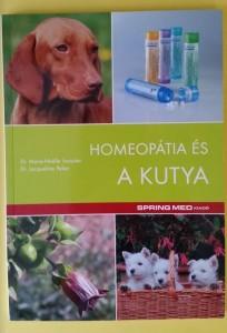 Homeopátia és a kutya könyv