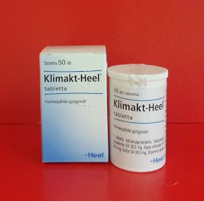 Klimakt Heel homeopátia Heel