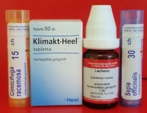 Klimakt Heel homeopátia klimax