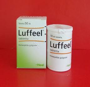 Luffeel tabletta homeopátia Heel