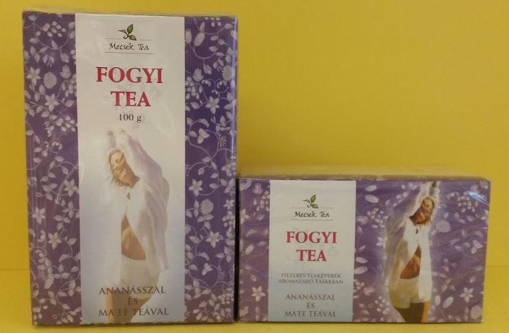 fogyi tea