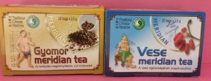 Meridian tea Dr Chen patika