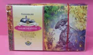 Pannonhalmi Salaktalanító tea