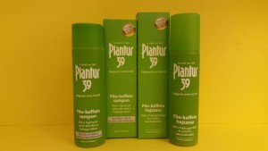 Plantur 39 Koffein sampon, hajszesz
