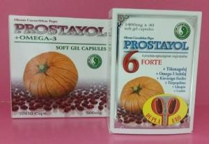 Prostayol kapszula, Prostayol Forte prosztata