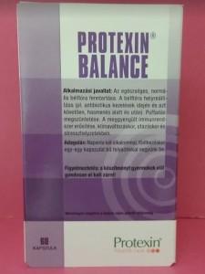 Protexin Balance kapszula probiotikum