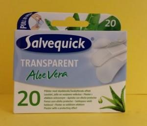 Salvequick sebtapasz átlátszó aloe vera