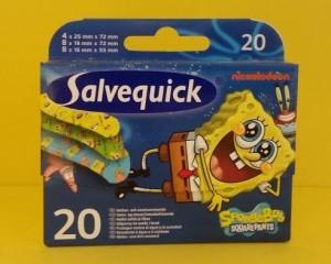 Salvequick sebtapasz fiúknak