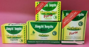 Szűztea kapszula, tea Dr Chen Patika