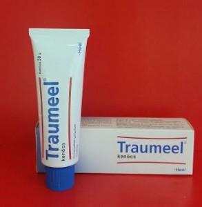 Traumeel kenőcs