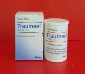 Traumeel tabletta homeopátia Heel