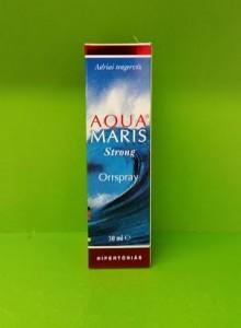 Aqua Maris Strong tengerviz orrspray