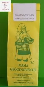 Édeskömény baba tea