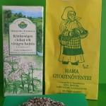 Cickafarkfű Millefolii herba