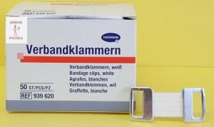 Kötszerkapocs Hartmann
