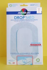 Master Aid Drop Med sebtapasz 10x6 cm