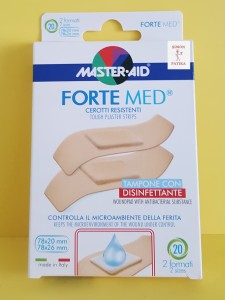 Master Aid Forte med sebtapasz
