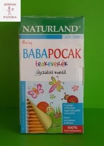 Naturland Babapocak baba tea