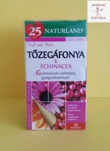 Naturland Tőzegáfonya és Echinacea tea