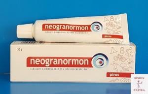 Neogranormon piros
