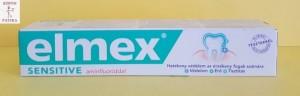 Elmex Sensitive fogkrém érzékeny fog
