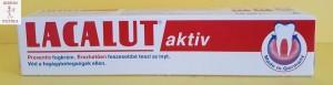 Lacalut Aktív fogkrém