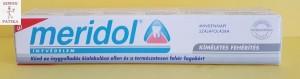 Meridol fogkrém fehérítő