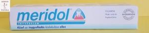 Meridol fogkrém fogíny