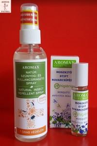 Aromax szúnyog és kullancs riasztó, rovar csípés elleni stift