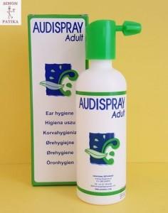 Audispray fülspray fülzsír