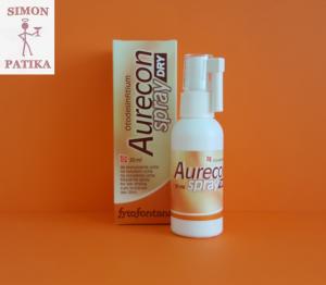 Aurecon Dry fülspray
