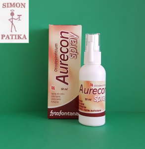 Aurecon fülspray