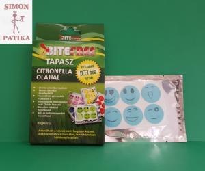 Bitefree citronella szúnyog elleni tapasz
