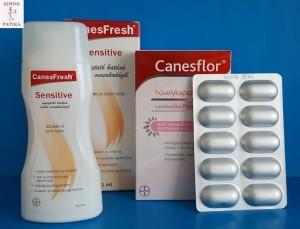 Canesfresh intim mosakodó, Canesflor hüvely tabletta