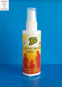 Galaktív Bio kullancs riasztó spray
