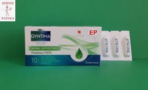 Gyntima Probiotica Forte hüvelykúp