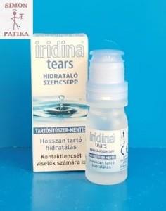 Iridina Tears hidratáló szemcsepp, műkönny