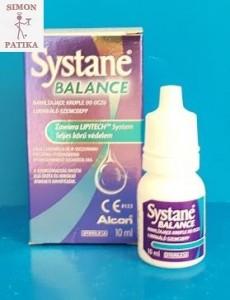 Systane Balance szemcsepp, műkönny száraz szem