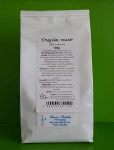 Értágulat, visszér elleni tea keverék