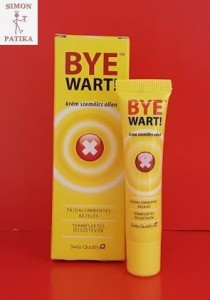 Bye Wart szemölcs irtó