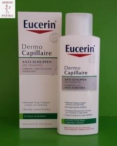Dermo Capillare Eucerin sampon korpa zsíros haj