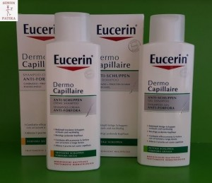Eucerin Dermo Capillare korpa, haj zsíros