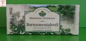 Herbária Borsosmenta levél tea puffadás