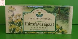 Herbária hársfa virág tea megfázás nátha