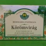 Herbária körömvirág tea gyulladás