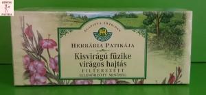 Herbária kisvirágú füzike tea prosztata