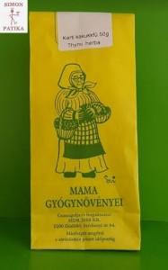 Kerti kakukkfű Thymi herba köhögés Mama gyógynövényei