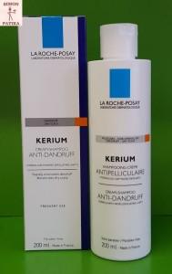 La Roche- Posay Kerium Száraz Korpa elleni sampon