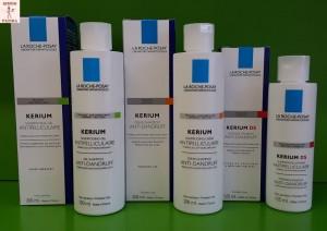 La Roche Posay Kerium korpa elleni sampon