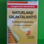 Naturland Salaktalanító tea tisztítás méregtelenítés